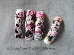 by Magdalena Traks Double Tap if you like #nails #nailart #nailpolish Find more Inspiration at www.indigo-nails.com