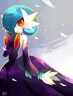 Shiny, Mega Evolution, Gardevoir; Pokemon