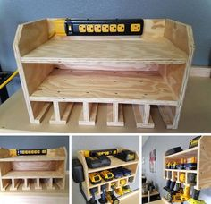 12 Clever Garage Organizations Ideas