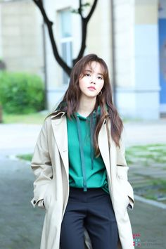 Kim So-hyun (김소현) - Picture @ HanCinema :: The Korean Movie and Drama Database Korean Actresses, Asian Actors, Korean Actors, Korean Celebrities, Celebs, Kim So Hyun Fashion, Kim Sohyun, Kim Yoo Jung, Korean Street Fashion