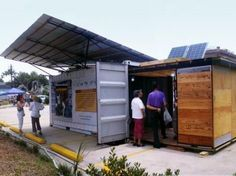 Most environmentally friendly disaster relief shelters   Sustainable Solutions for the Developing World   Scoop.it