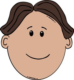 free download cartoon girl face clipart for your creation funny rh pinterest com clip art free face painting sad face free clipart