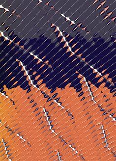 Set an algorithm and let it go, the generative art of Dextro