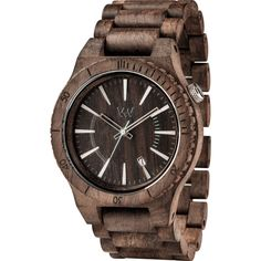 WeWood Assunt Rough Indian Rosewood Watch  3e7d493a37