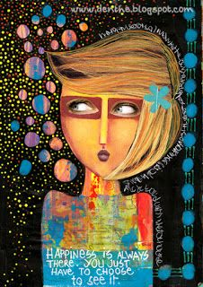 denthe: 29 faces and Paint Party Friday