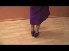 Dancing the Flamenco : Flamenco Dancing: Alternative Steps - YouTube