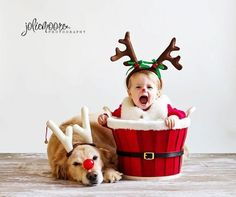 100 Photos to Inspire Your Holiday Cards - Harvard Homemaker @Jessica Wells .. can we do something like this with P and Dante?