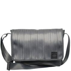 Seat Belt Messenger Bag