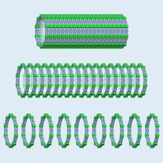 Nanotubes get cut and pasted: Reversible transformation between nanotubes and nanorings