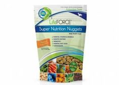 Free sample of Dog & Cat LifeFORCE Super Nutrition Nuggets