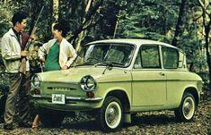 1962年型 キャロル360 デラックス KPDA型