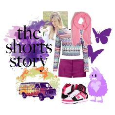 The shorts story by hartantinora on Polyvore