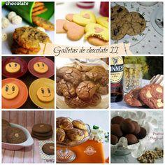 GALLETAS DE CHOCOLATE II | Cocinar en casa es facilisimo.com