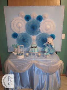 Cinderella Princess Birthday Party Ideas | Photo 1 of 7 | Catch My Party
