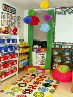 classroom organization ideas here