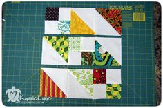 Freckled Whimsy: Charm Pack Quilt Along - Step Three