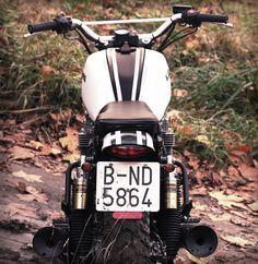 1992 Honda CB750 by Zezen Motors