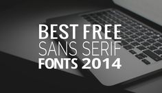 Sans serif fonts are clean and minimalistic fonts that are frequently used in modern typography. You can view the infographics in our earlier post to know more about serif and sans serif fonts and to understand the psychological associationbehind these font types. In this post, we have picked up some of the best free sans…