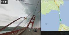Street View Hyperlapse Tool Creates Mind-Bending Journeys [VIDEO]