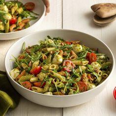 Spinach Tortellini, Pasta Salad With Tortellini, Pasta Salad Italian, Healthy Diners, Homemade Italian Dressing, Easy Salad Recipes, Dinner, Food, Salads