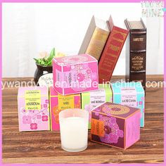 2015 Hot Sale Decorative Soy Wax Candle Scented in Glass Jar - China Candle, Soy Wax Candle | Made-in-China.com Mobile