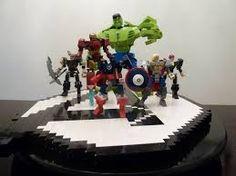 Image result for lego hulk mechs