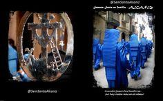 Cuando pasan los tambores...¡no han nada más en el alma! Semana Santa en familia #redoblaAlcañiz
