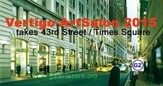 Vertigo-ArtSalon 2015 - Open for applications from artists @ Creative Center, 311 W 43rd Street, New York 10036, United States on Tuesday 17th February, 2015 at 6:00 pm (ends Thursday 19th February, 2015 at 6:00 pm). International Collective exhibition of contemporary art. Visual artists may apply for inclusion until 10 December 2014. Artists / Speakers: Still in the process of selection. Category: Arts | Visual Arts | Galleries / Art. URLs: Website: http://atnd.it/17856-1 Price: Free.