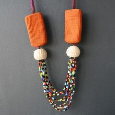 Chaquiras Necklace, $32, now featured on Fab.