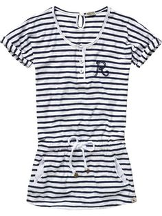 Relaxed Tee Dress - RBelle by Scotch and Soda