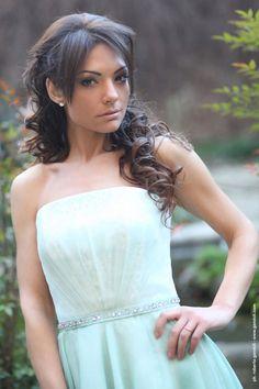 abito da sposa a bustier mod. Melissa