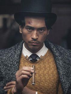 gentleman romantix (interesting mixture)