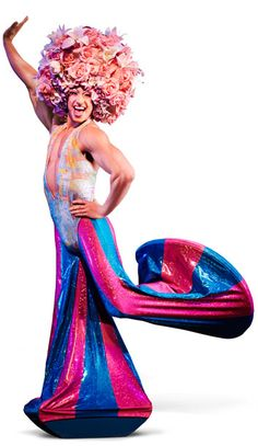 Priscilla Queen of the Desert on Broadway.  Can't believe I haven't see it yet--I need to!