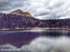 Girl on a Hike: Island Lake, Uintas