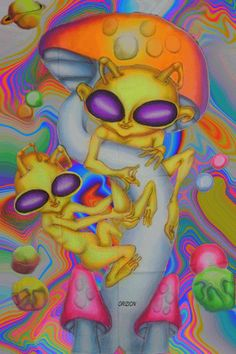 Psychedelic GIFs - Community - Google+