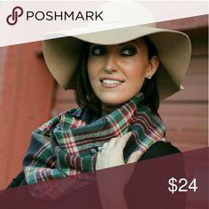 Selling this Plaid Infinity Scarf on Poshmark! My username is: adirkes. #shopmycloset #poshmark #fashion #shopping #style #forsale #Infinity Raine #Accessories
