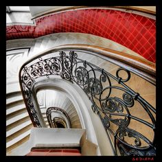 slide down #staircases