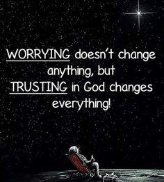 Christian Motivation, Trust God, No Worries, Movies, Movie Posters, Films, Film Poster, Cinema, Movie