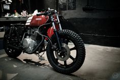 Hookie #4 / Yamaha XS360