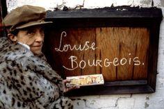 SECRETFORTS: R.I.P. : Louise Bourgeois, 1911-2010.