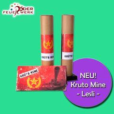 Kruto Mine: Tiefroter Feuertopf, der mit lauten Screamern kombiniert ist #Silvester, #Feuertopf, #Röder, #Onlineshop
