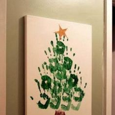 10 Handprint Christmas Crafts for Kids - parenting.com