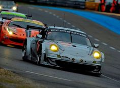 Motor'n News: Dempsey Del Piero Racing Among GTE-AM Class Leaders at LeMans