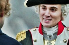 The fabulous Lafayette in TURN Washingtons Spies.