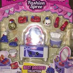 ・・・ Going to guess this is in the Philippines Birthday Wishes For Myself, Happy Birthday Me, Fashion Spree, Shopkins Season 3, Shopkins Bday, Kids Wedding Activities, Slime Craft, Monster High Birthday, Barbie Party