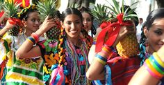 Inician actividades por fiestas de la Guelaguetza