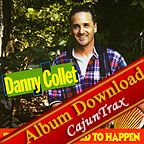Danny Collet - It Wasn't Supposed to Happen (mp3 album)