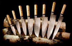 Miyabi Exklusiva Knivar med absolut Skärpa