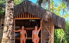 Dermatologista entrega tratamentos estéticos feitos por Thaila Ayala e Julia Faria