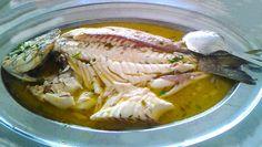 Un secondo piatto gustosissimo che unisce il gusto delicato dell'orata con il profumo intenso di mandorle della Vernaccia